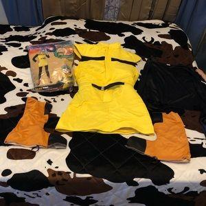 Dragon Ball Z Bulma Costume